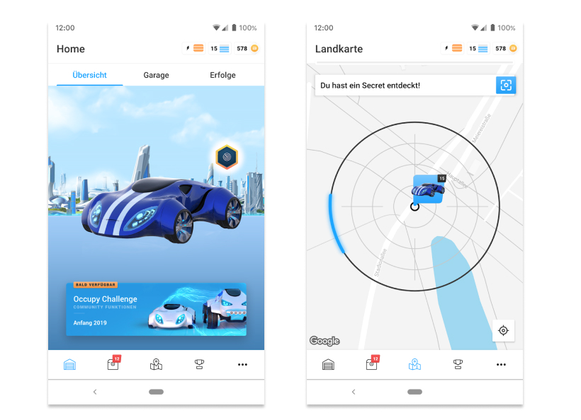 boneo loyalty car and map