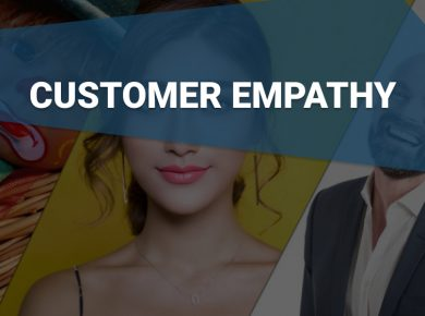 customer empathy different faces