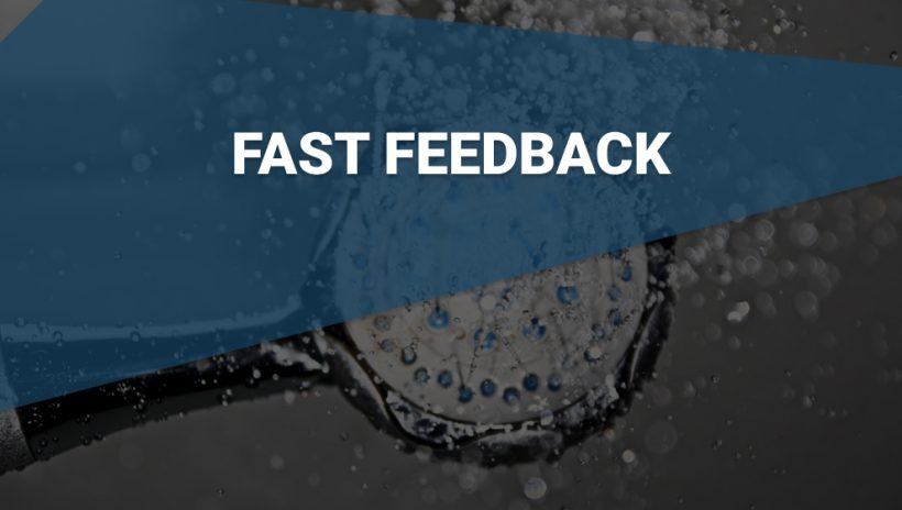 gamification fast feedback mechanic