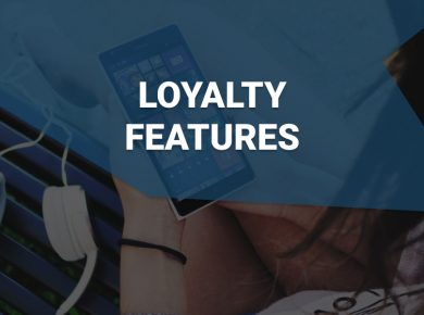features for loyalty programs
