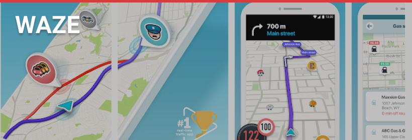 Waze App Gamification Beispiel