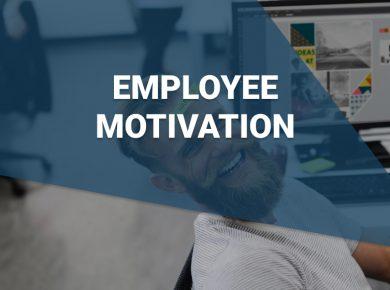 engaged happy employee